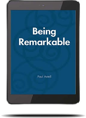 Being Remarkable eBook