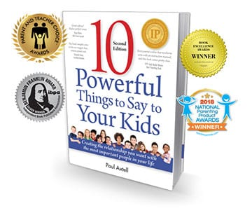 Ten Powerful Things to Say to Your Kids (EBOOK)